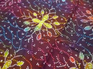 Batik 3 Dimensi - Madura