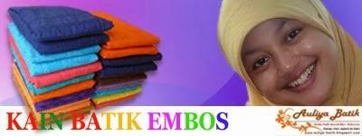 Iklan Batik Embos